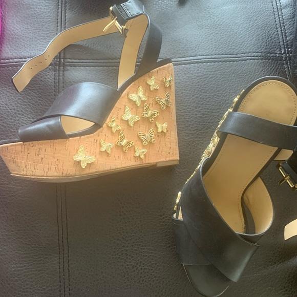 Michael Kors Shoes | Michael Kors Wedge